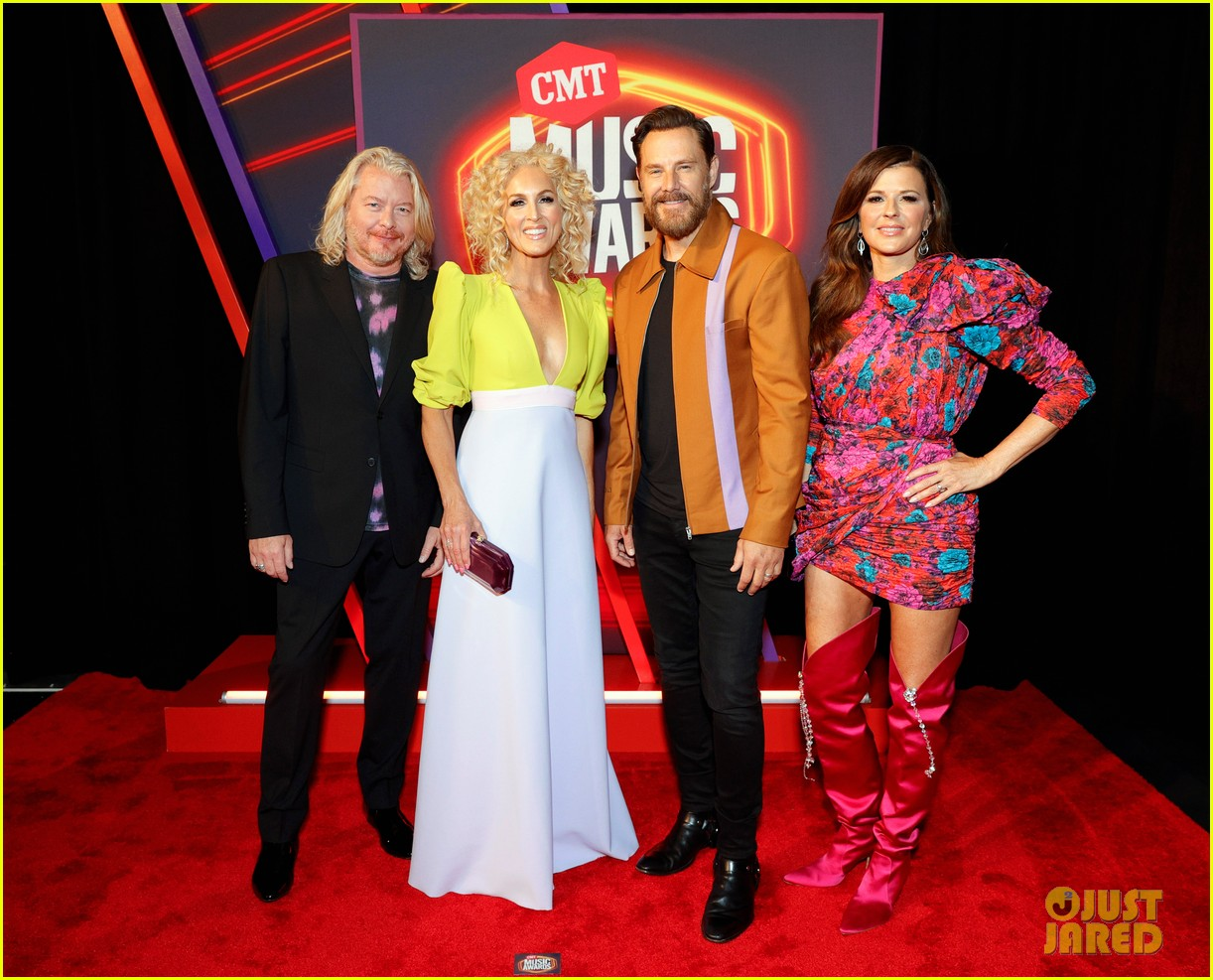 little big town step out for the cmt awards 054566932