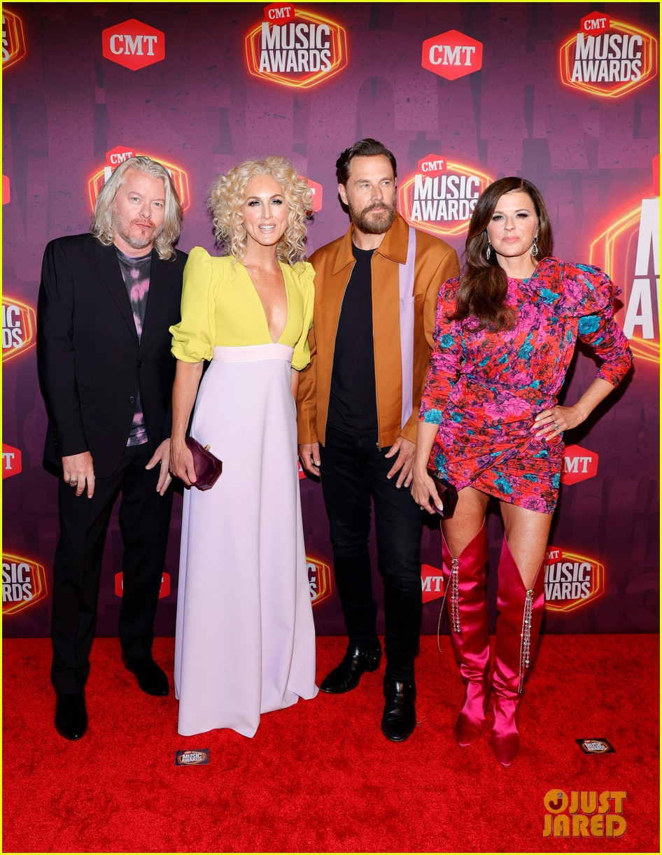 little big town step out for the cmt awards 084566935