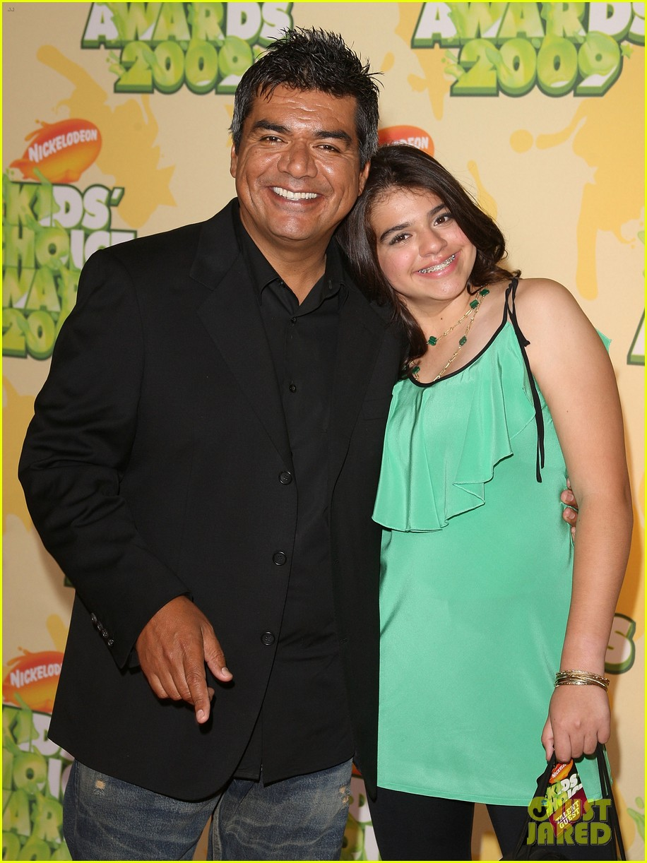 george lopez daughter mayan to star in comedy pilot 034571382