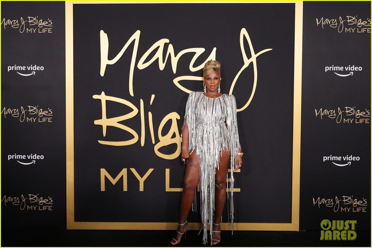 mary j blige my life documentary premiere nyc 084575667