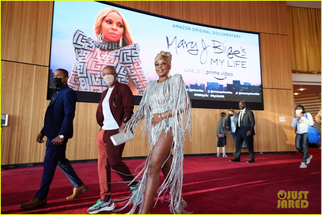 mary j blige my life documentary premiere nyc 094575668