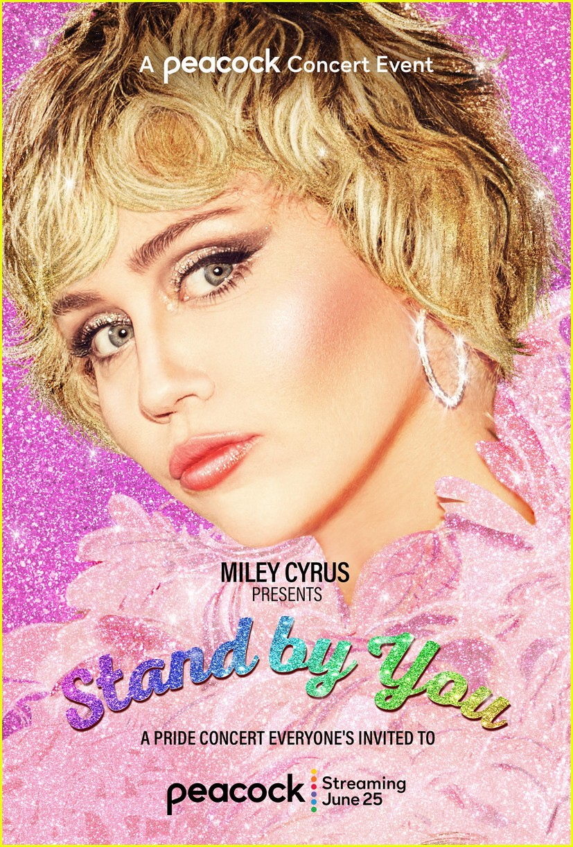 miley cyrus announces stand by you pride concert 014571902