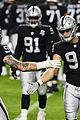 Photo 10 of Raiders Football Player Carl Nassib Comes Out As Gay; Makes History as First Active NFL Player