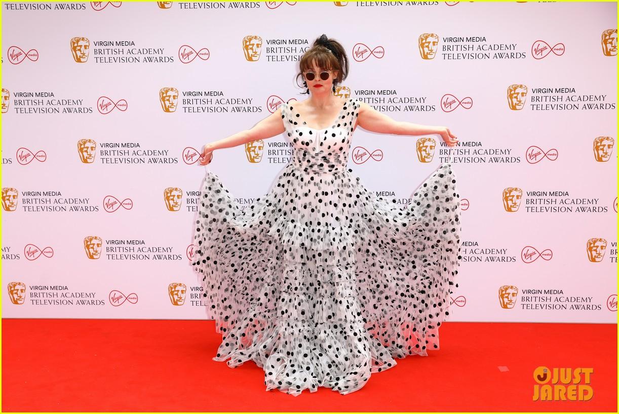 nicola coughlan golda rosheueval jodie comer more bafta tv awards 27