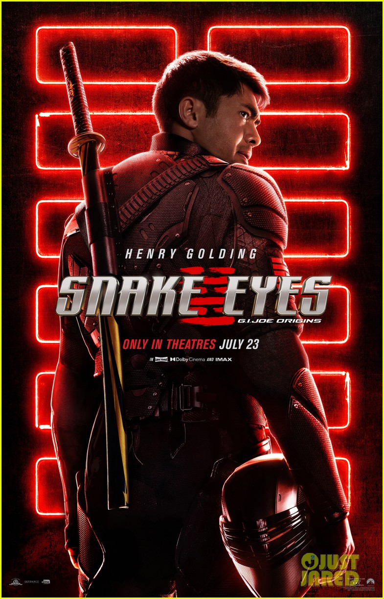 snake eyes character posters 014567589