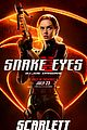 Photo 16 of New 'Snake Eyes' Posters Reveal So Many Details About the Characters!