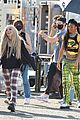 willow smith avril lavigne film new video together 02