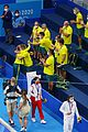 ariane titmus coach dean boxall goes wild after medal win 11