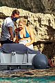 alex rodriguez goes shirtless during trip with melanie collins 034