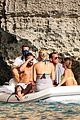 alex rodriguez goes shirtless during trip with melanie collins 042