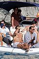 alex rodriguez goes shirtless during trip with melanie collins 069