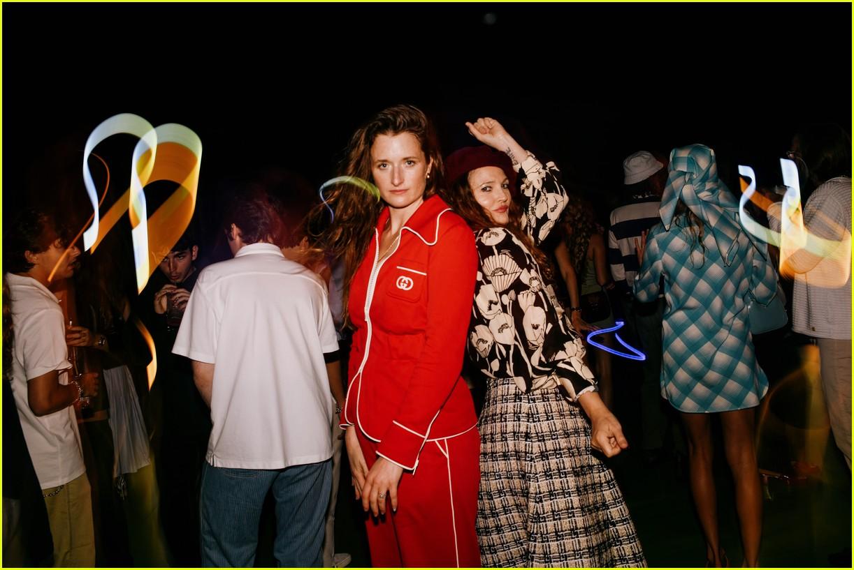 drew barrymore gossip girl stars gucci party 024587328