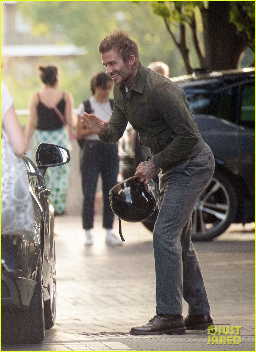 david beckham starstuck meeting this iconic actor 074590854