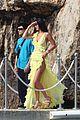 bella hadid marc kalman swim cannes photos 49