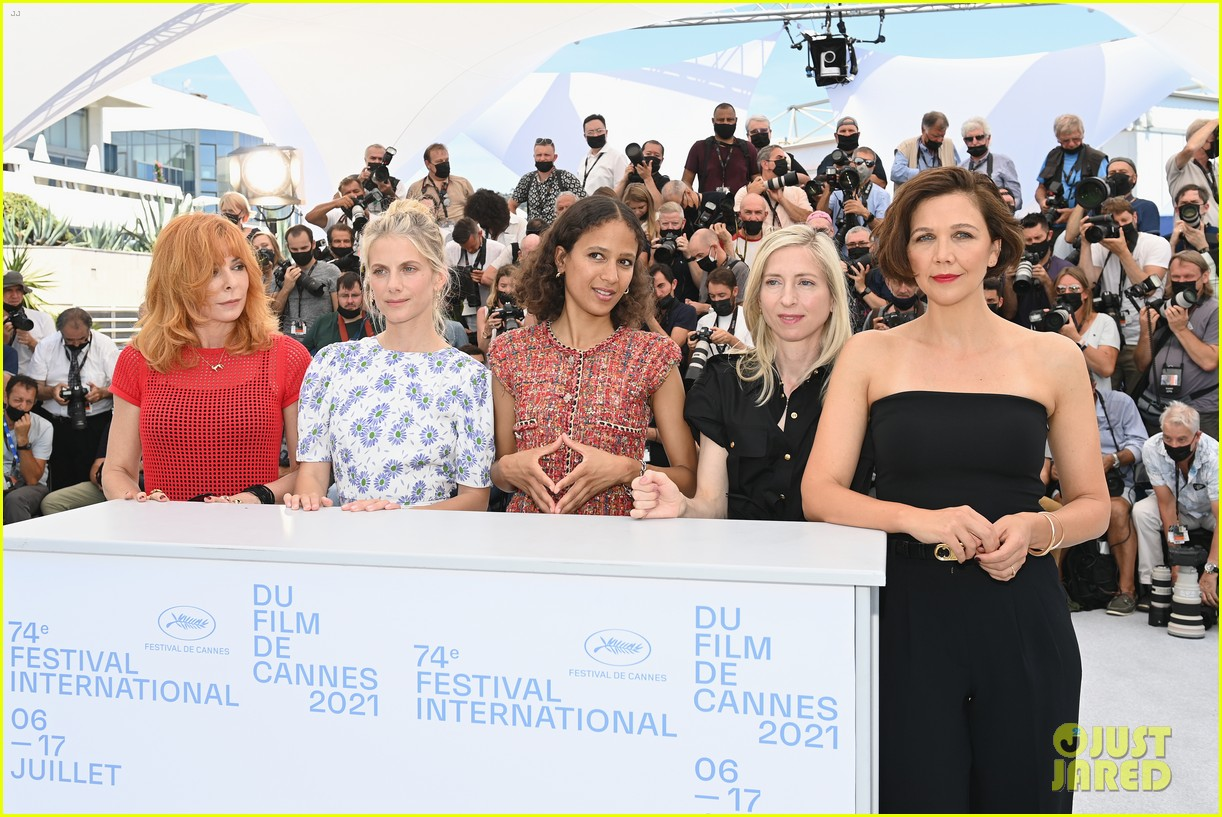 cannes 2021 jurors july 2021 154583378