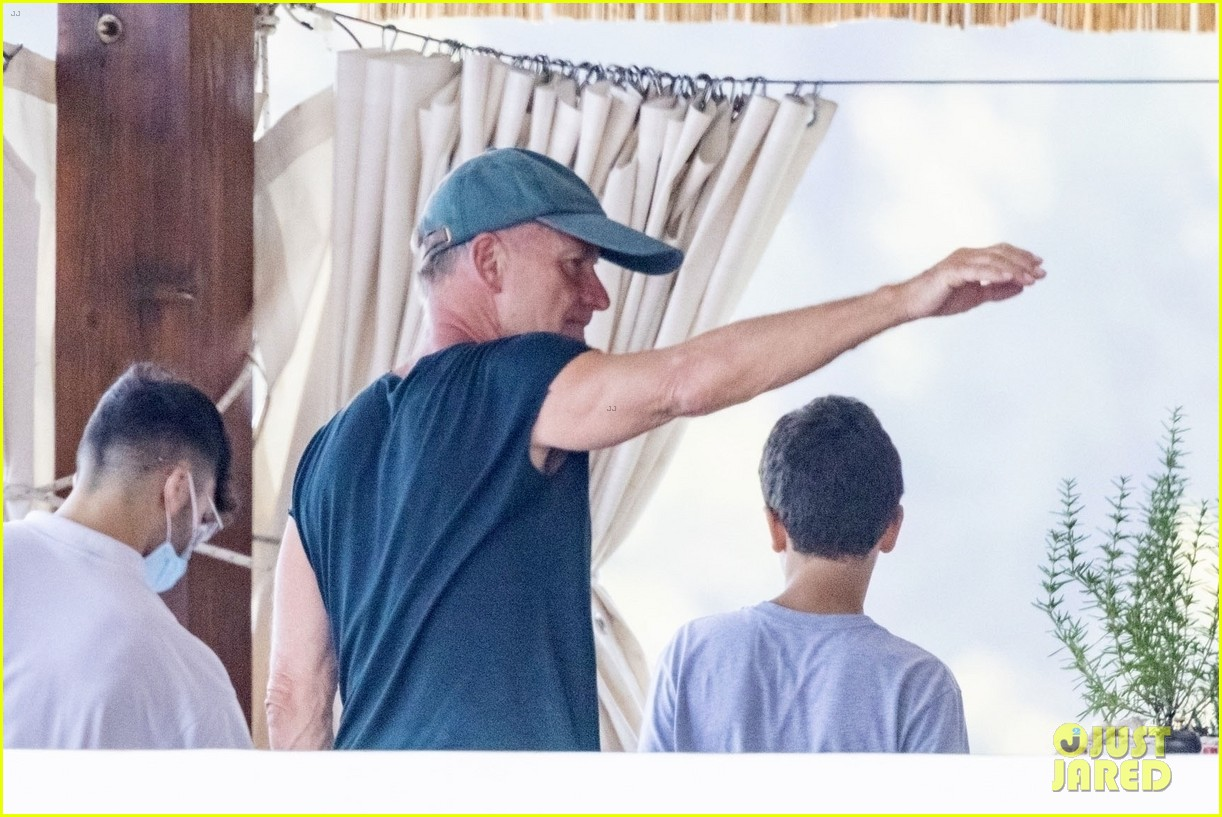 jessica chastain runs into sting in italy 274591698
