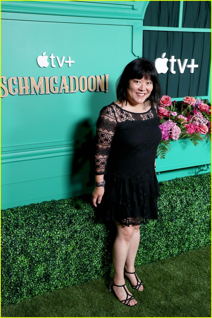 schmigadoon new york premiere 074587926