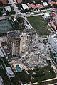 remaining portion of miami condo building demolished 14