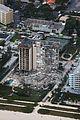 remaining portion of miami condo building demolished 16