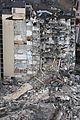 remaining portion of miami condo building demolished 17
