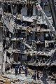 remaining portion of miami condo building demolished 26