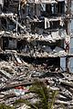 remaining portion of miami condo building demolished 27