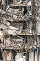 remaining portion of miami condo building demolished 40
