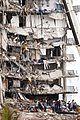 remaining portion of miami condo building demolished 45