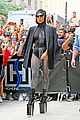 lady gaga slays nyc in two super chic looks 17