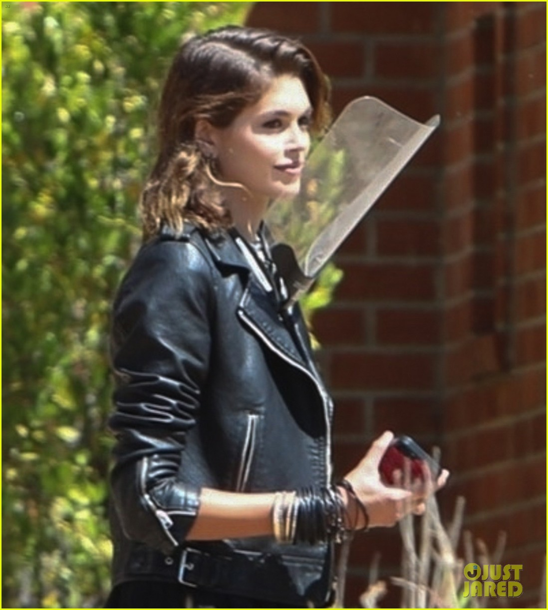 kaia gerber back at the murder house 044598229
