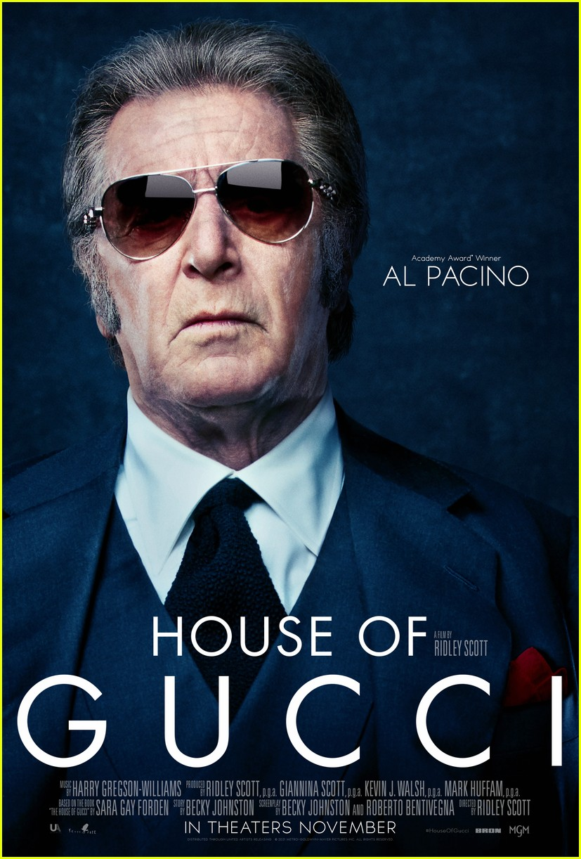 house of gucci debut character posters 024596864