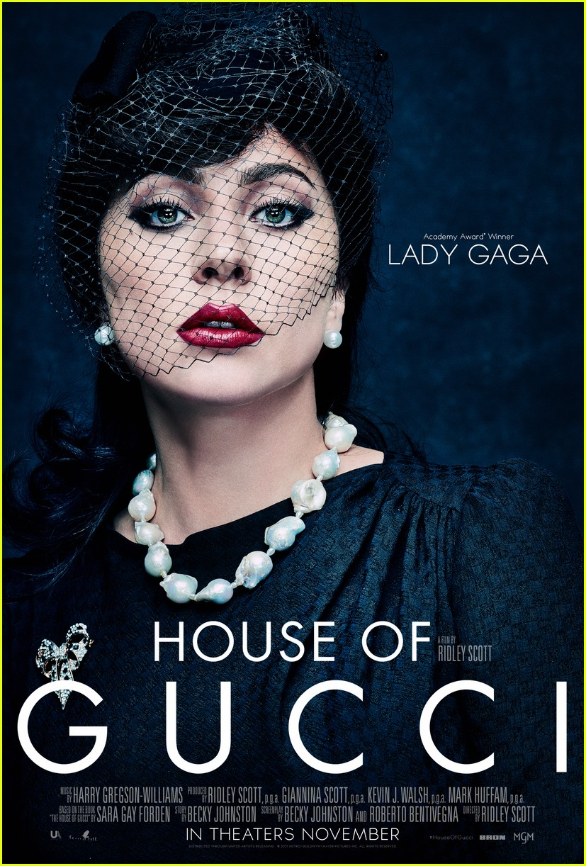 house of gucci debut character posters 054597128