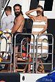 heidi klum tom kaulitz love on display yacht day 71