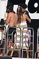 heidi klum tom kaulitz love on display yacht day 74
