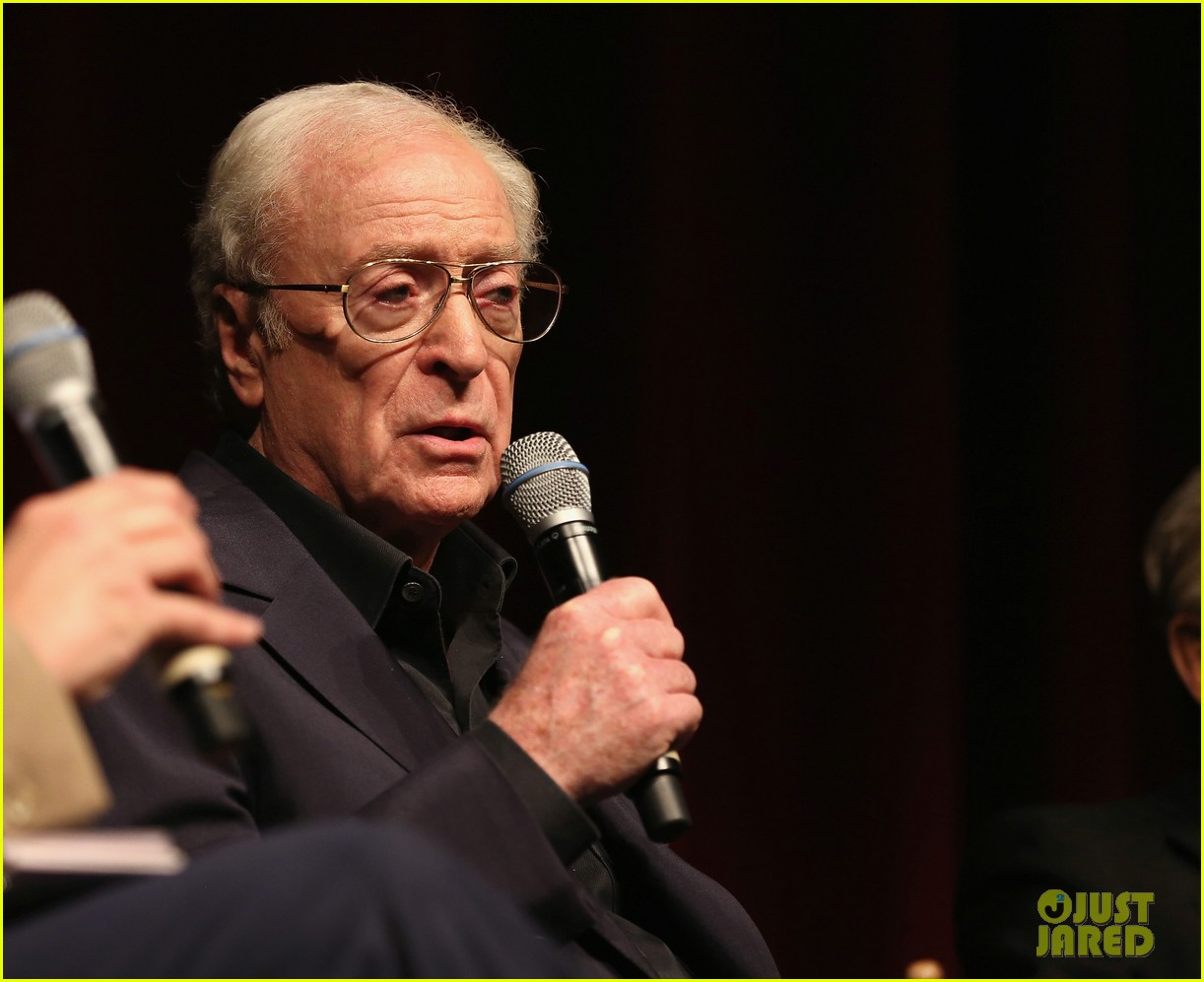 michael caine launches podcast about gangs 014581089