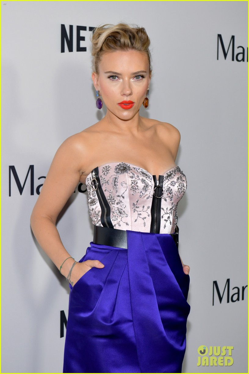 scarlett johansson shares cute things about daughter rose 034596895