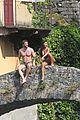 nicole scherzinger thom evans hot bodies in lake como 17