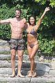 nicole scherzinger thom evans hot bodies in lake como 56