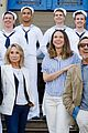 sutton foster sailors anything goes photocall 11
