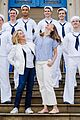 sutton foster sailors anything goes photocall 14