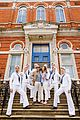 sutton foster sailors anything goes photocall 19