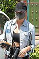 chrissy teigen keeps low profile while out running errands 02