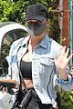 chrissy teigen keeps low profile while out running errands 04