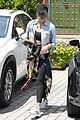 chrissy teigen keeps low profile while out running errands 05