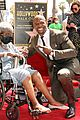 terry crews walk fame star ceremony with grandmother 05