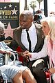 terry crews walk fame star ceremony with grandmother 21