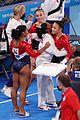 us gymnastics win silver 08
