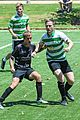 justin bieber plays soccer with friends 12