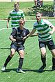 justin bieber plays soccer with friends 13