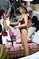 camila mendes maya hawke lounge swimsuits strangers movie 05